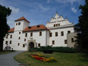 Замок Бланско
