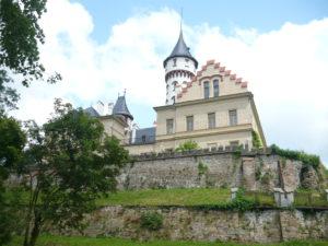 замок Радунь